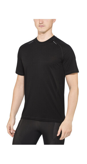 Smartwool PhD Ultra Light - T-shirt course à pied Homme - noir